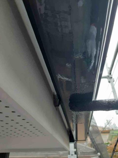 変換 ~ 入間市 屋根カバー 外壁塗装工事 付帯部塗装工事 (2-1)