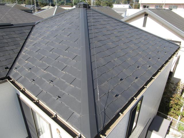 セネター 屋根カバー工法 施工前