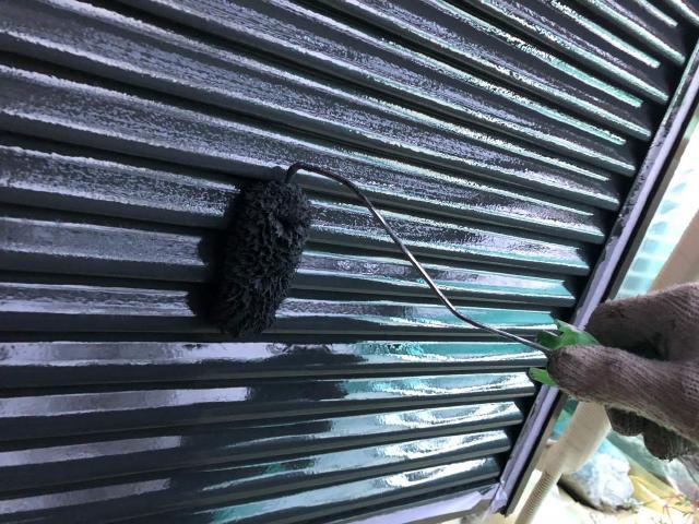 変換 ~ 飯能市 屋根カバー工事 外壁塗装工事 付帯部塗装 (9)
