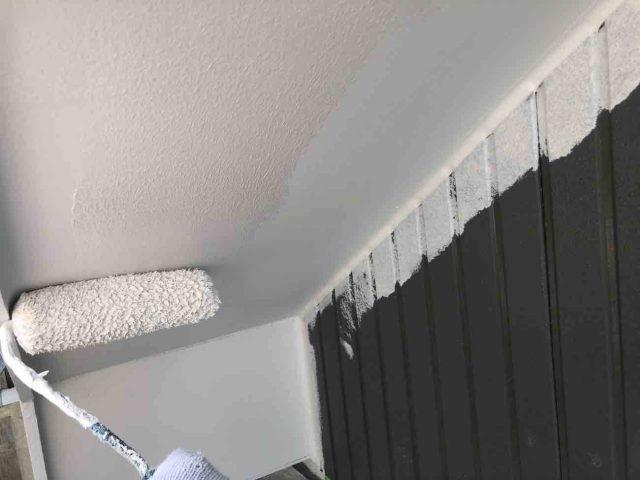 狭山市南入曽 屋根外壁塗装 軒天塗装 (4)