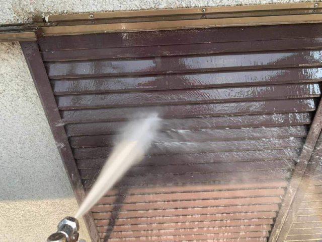 所沢市東所沢 高圧洗浄作業 (4)
