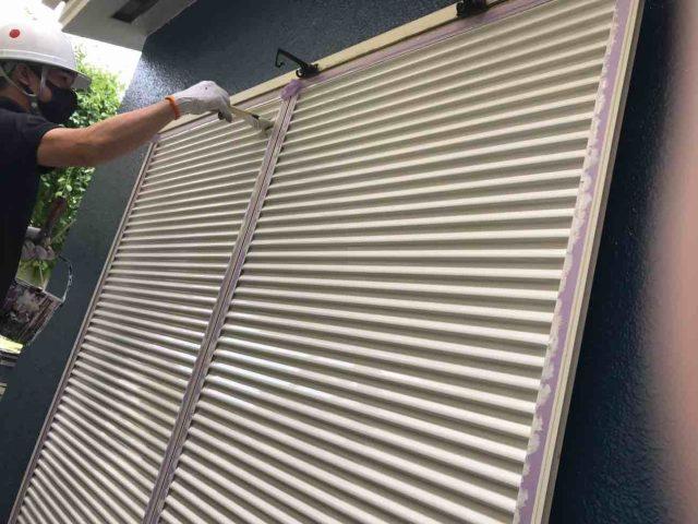 所沢市 小手指元町 屋根カバー 外壁塗装 付帯部 塗装仕上げ (2)