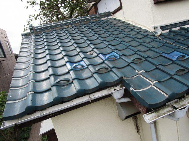 所沢市 上新井 屋根塗装 外壁塗装 現場調査 (50)