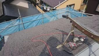 所沢市東所沢 屋根葺き替え、外壁塗装工事 セネター施工 (12)