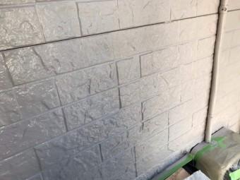 フッ素塗料による外壁塗装 完了
