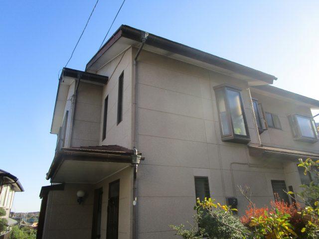 所沢市山口 現地調査 外壁、屋根塗装