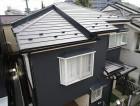 所沢市北所沢 屋根葺き替え、外壁塗装、ベランダ防水工事 現地調査 施工後