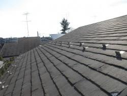 東京都東村山市 屋根カバー工事(セネター)、外壁塗装工事 施工前