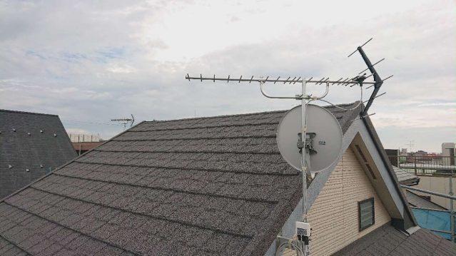 所沢市東所沢 屋根葺き替え、外壁塗装工事 セネター施工 (7)