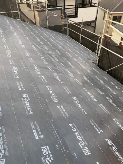 変換 ~ 所沢市 屋根葺き替え サイディング工事 オークリッジ施工 (8)