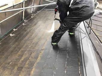 変換 ~ 入間市 屋根カバー 外壁塗装 高圧洗浄 (3)