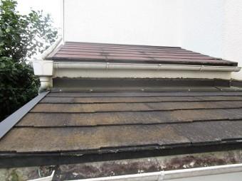 所沢市北野南 屋根カバー、外壁塗装工事 現場調査3