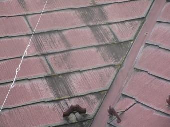 所沢市北野南 屋根カバー、外壁塗装工事 現場調査4
