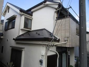 入間市東藤沢 外壁塗装 雨樋交換3