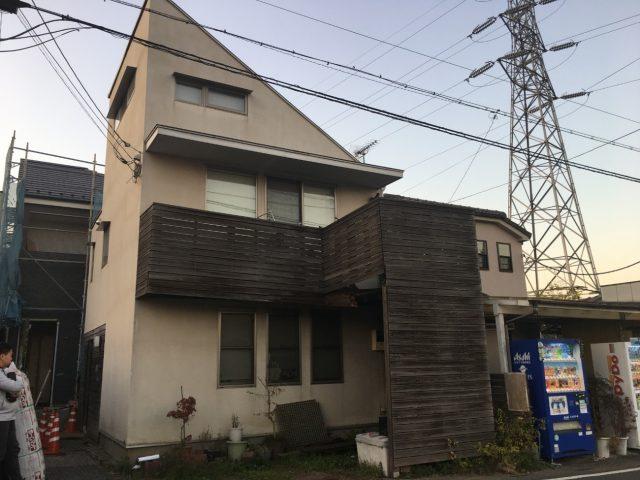 所沢市若狭 屋根・外壁塗装 ベランダ工事 現地調査 (29)