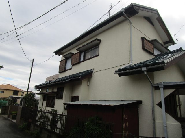 所沢市 上新井 屋根塗装 外壁塗装 現場調査 (73)