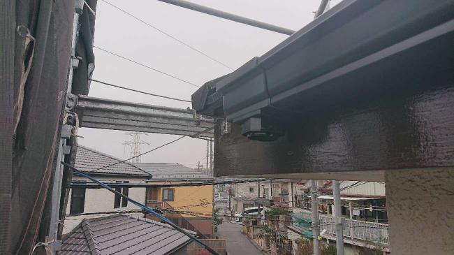 変換 ~ 所沢市 屋根葺き替え 雨樋交換工事 (4)