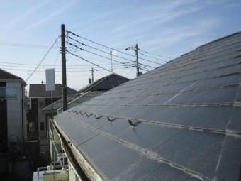 所沢市 小手指元町 屋根カバー 外壁塗装 リフォーム工事 現地調査 (12)