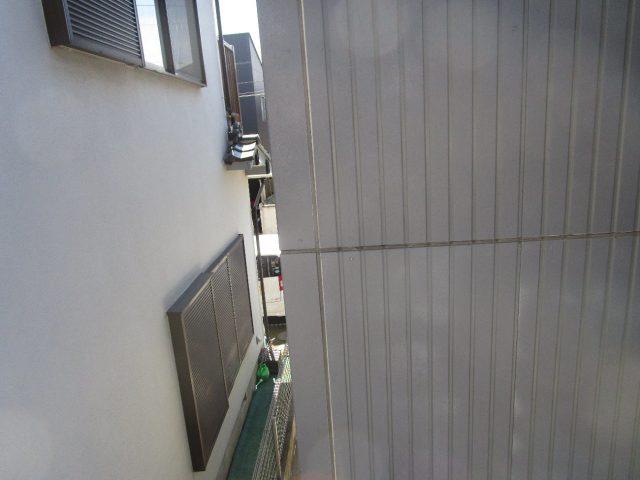 狭山市南入曽 屋根塗装・外壁塗装 現地調査 (1)