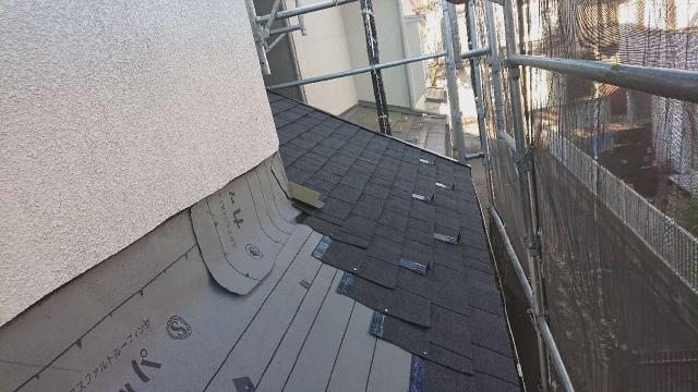 変換 ~ 飯能市 屋根カバー 外壁塗装 オークリッジ施工 (3)