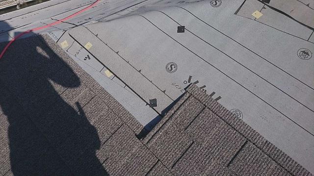 狭山市広瀬 屋根カバー工事 外壁塗装 屋根材セネター施工