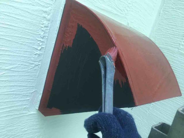 変換 ~ 飯能市 屋根カバー工事 外壁塗装工事 付帯部塗装 (3)