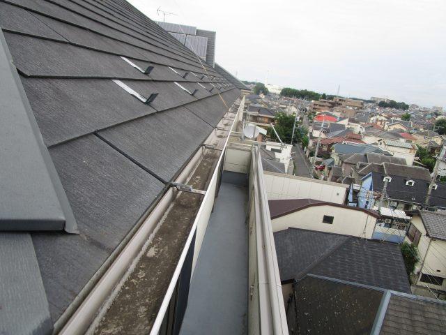 所沢市 北秋津 屋根カバー、外壁塗装 現地調査 (23)