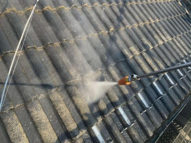 変換 ~ 所沢市 屋根塗装 外壁塗装 高圧洗浄作業 (1)