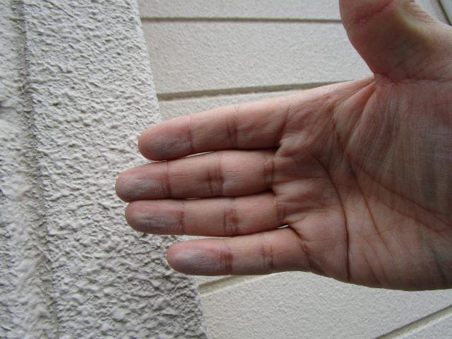 狭山市広瀬台 屋根・外壁塗装 現地調査 (38)